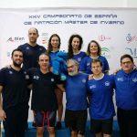 Campeonato de España Master de Invierno 2018